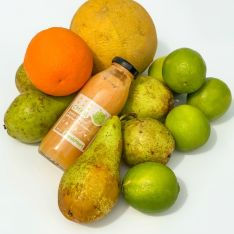 Смузі диня-груша-апельсин-лайм 300 мл - FreshMart