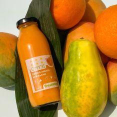 Смузі папая-манго-апельсин 300 мл - FreshMart