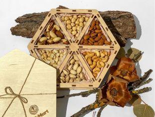 Подарочный набор «Ого-го-ореховый» - FreshMart
