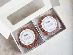 Печенье шоколадное Mille 30 г - FreshMart