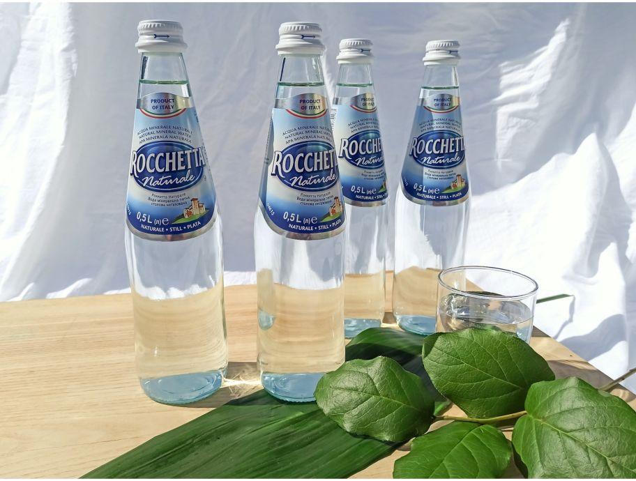 Вода минеральная негазированная Rocchetta Naturale  0.5 л - FreshMart