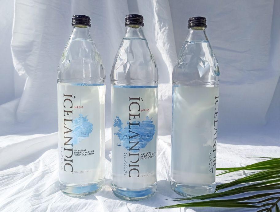 Вода минеральная негазированная Icelandic Glacial 0,75 л - FreshMart