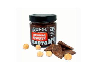 Паста №1 фундук та чорний шоколад Leopol' 200 г - FreshMart