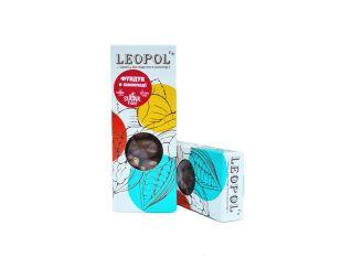 Фундук в черном шоколаде без сахара Leopol' 50 г - FreshMart