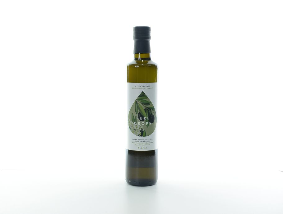 Масло оливковое холодного отжима Греция 500 мл - FreshMart