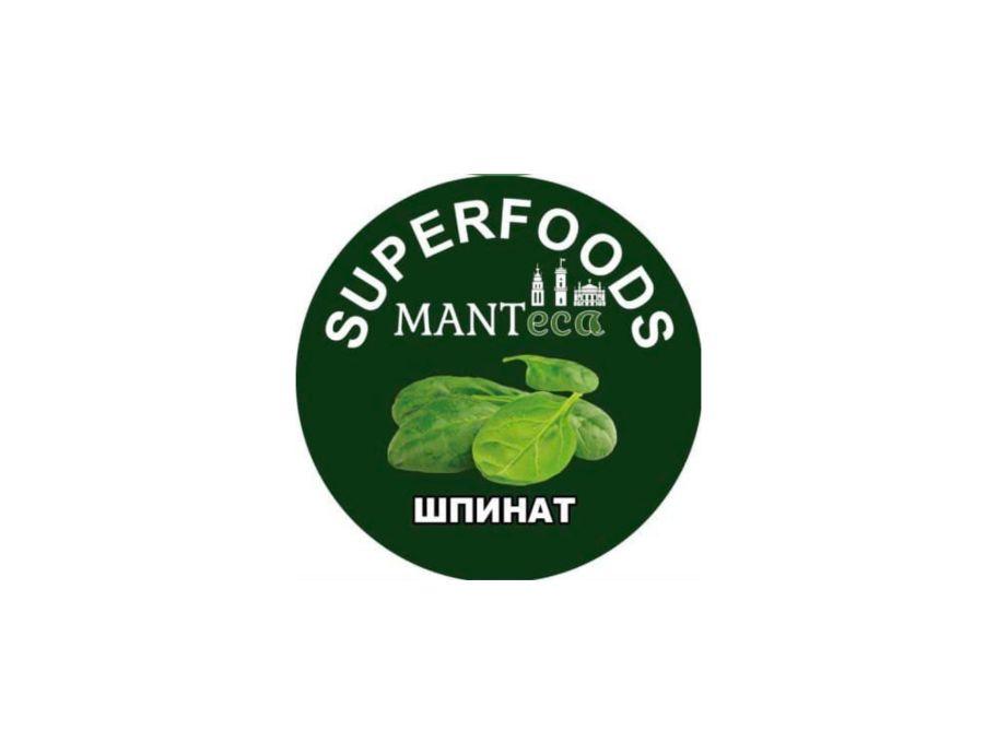 Шпинат порошок Manteca 130 г - FreshMart