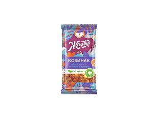 Козинак з мигдалем на фруктозі «Асорті» Жайвір 50 г - FreshMart