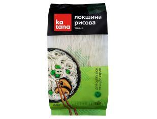 Локшина рисова тонка Katana 200 г - FreshMart