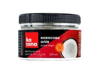 Масло кокосовое Extra Virgin Katana 250 г - FreshMart