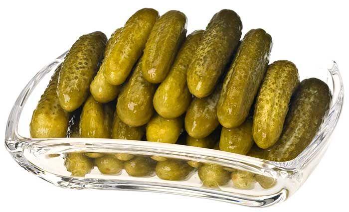 Огурцы соленые весовые: фото 2 - FreshMart