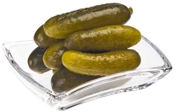 Огурцы соленые весовые - FreshMart