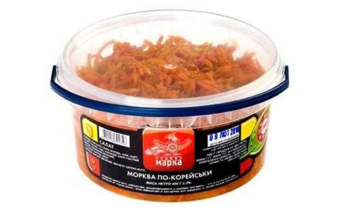 Морква по-корейски 400г - FreshMart