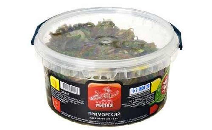 Приморский (морская капуста) 400г - FreshMart
