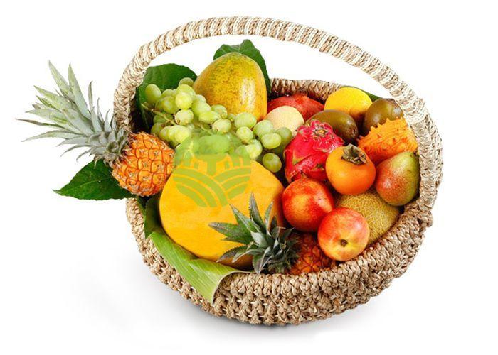 Фруктовая корзина Сладость жизни - FreshMart