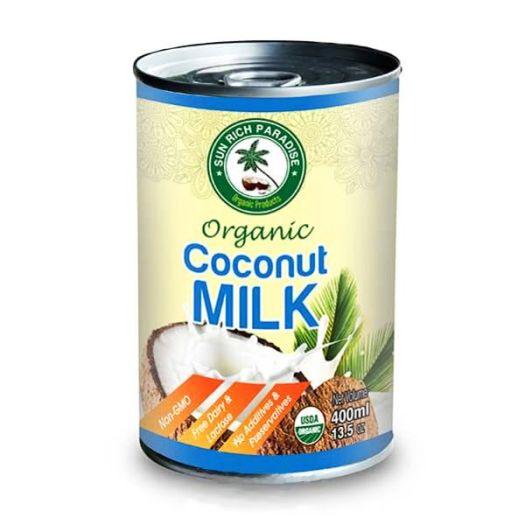 Кокосове молоко органічне 400мл - FreshMart