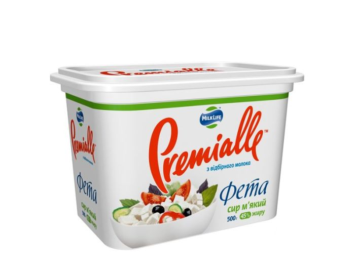 Фета Premialle 500г - FreshMart