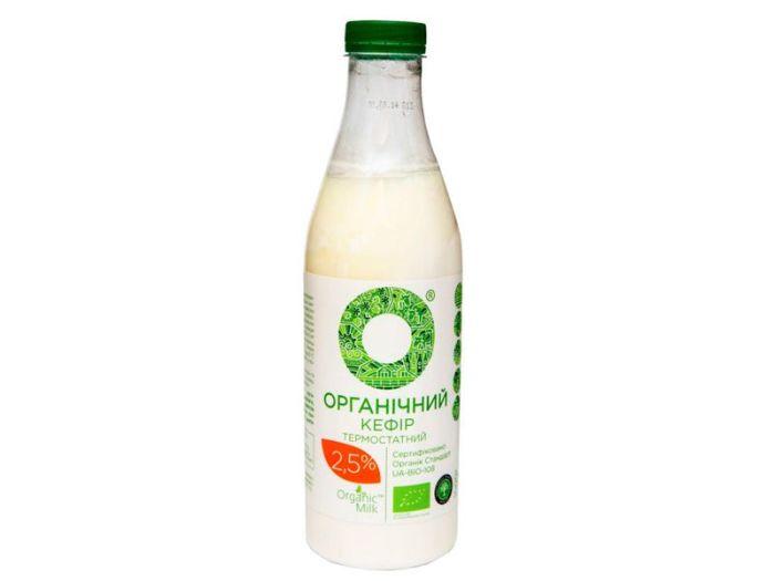 Кефир Органический 2,5% 1000г - FreshMart