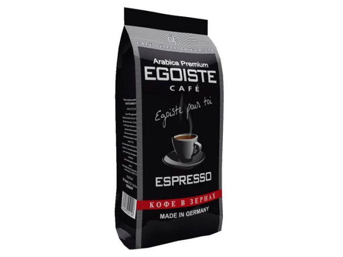 Кофе Egoiste Espresso в зернах 250г - FreshMart