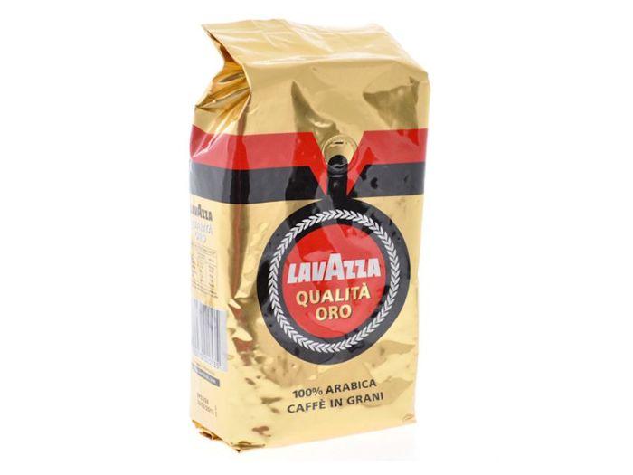 Кофе Lavazza Qualita Oro зерновой 250г - FreshMart
