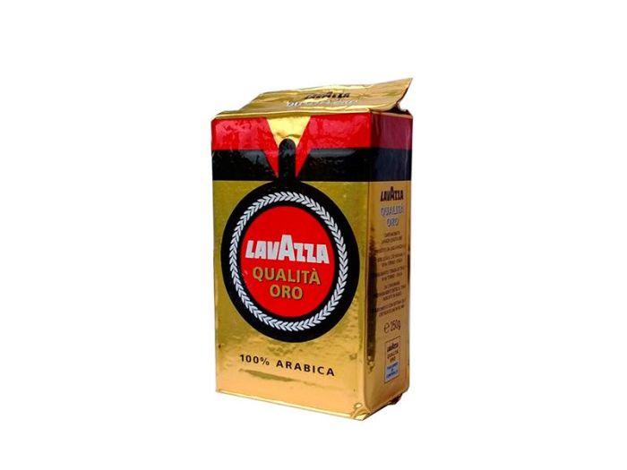 Кофе Lavazza Qualita Oro молотый 250г - FreshMart