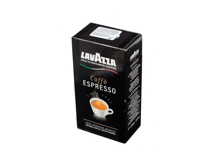 Кофе Lavazza Espresso молотый 250г - FreshMart