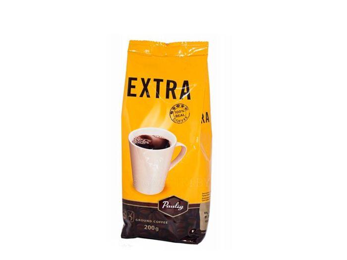 Кофе Paulig Extra молотый 100г - FreshMart