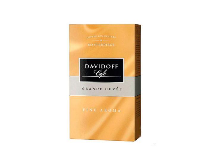 Кофе Davidoff Fine Aroma молотый 250г - FreshMart
