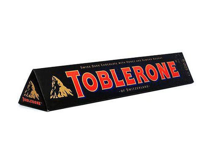 Шоколад Toblerone черный 100г - FreshMart