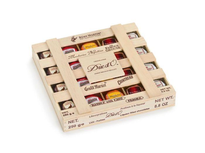 Конфеты Duc d'O ликеры в шоколаде 250г - FreshMart