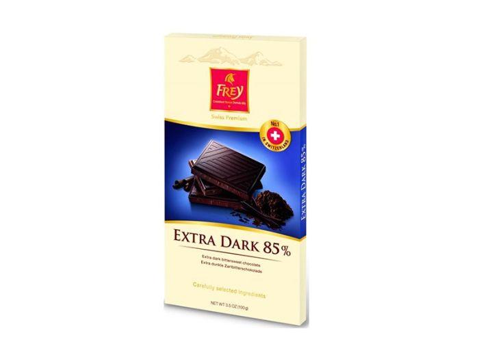 Шоколад Frey черный 85% 100г - FreshMart