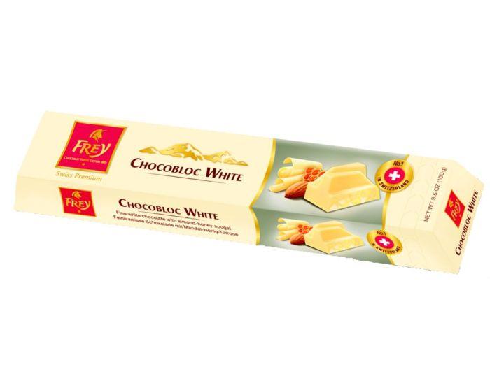 Шоколад Frey с нугой белый 100г - FreshMart