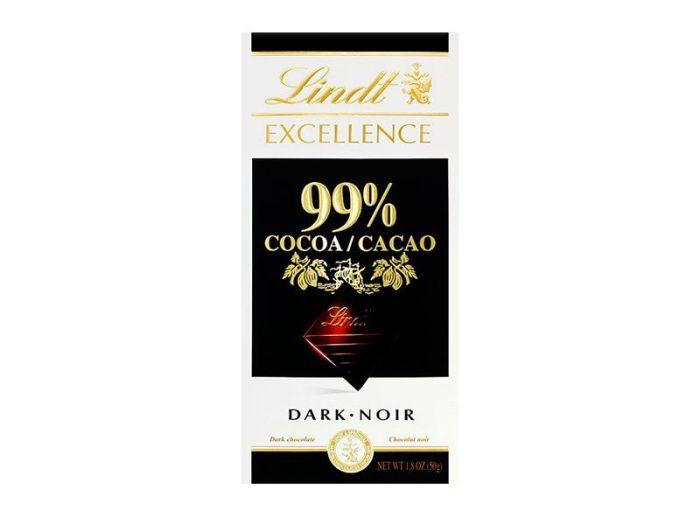 Шоколад Lindt черный нуар 99% 50г - FreshMart